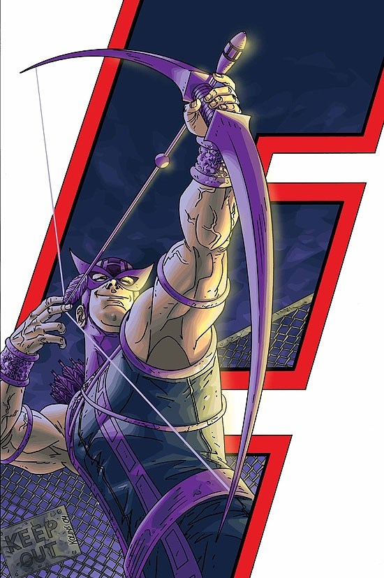 Avengers: Earth's Mightiest Heroes (2004) #6