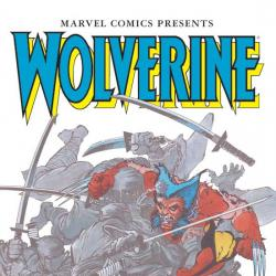 WOLVERINE TPB COVER