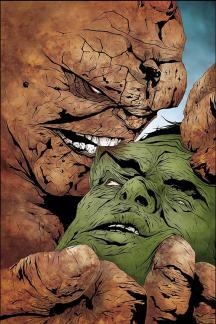 Hulk & Thing: Hard Knocks #2