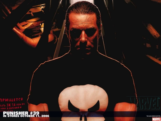 Punisher (2004) #39 Wallpaper