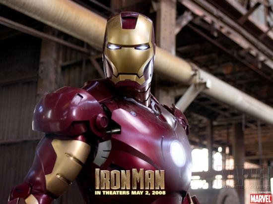 Iron Man Movie: Iron Man #5