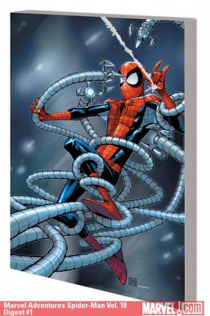 Marvel Adventures Spider-Man Vol. 18 Digest (2011)