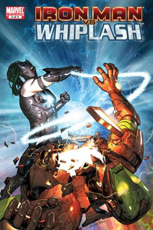 Iron Man Vs. Whiplash #3