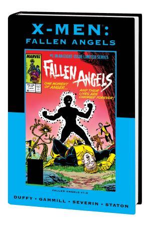 X-MEN: FALLEN ANGELS PREMIERE HC (DM VARIANT) (Hardcover)