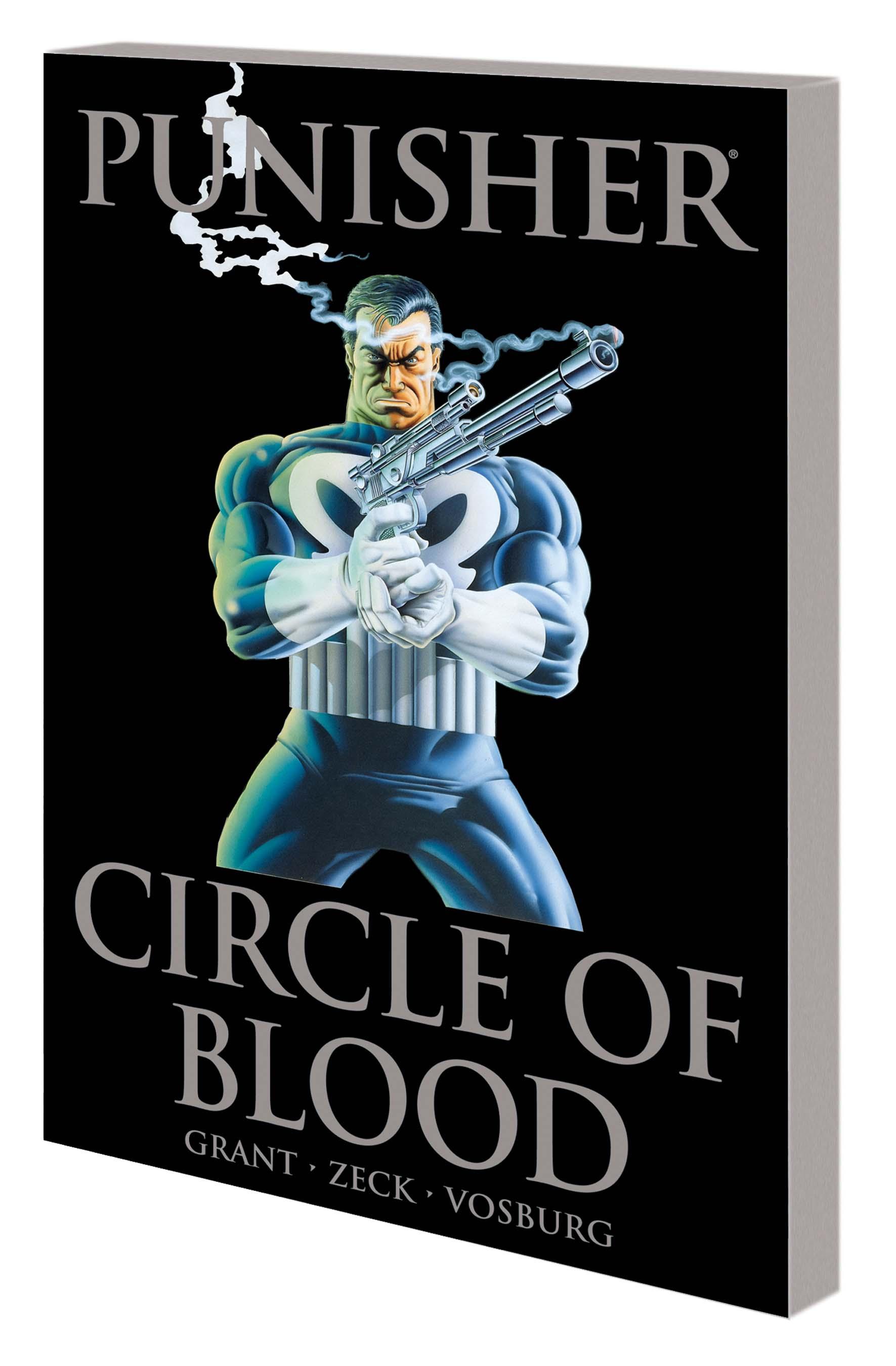 Punisher: Circle of Blood (New Printing) (Trade Paperback)