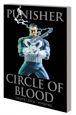 Punisher: Circle of Blood (New Printing) (Trade Paperback)