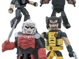 Diamond Select Toys' X-Men: Curse of the Mutants Box Set