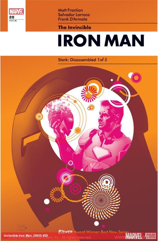 Invincible Iron Man (2008) #20