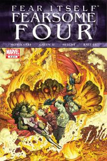 Fear Itself: Fearsome Four #4