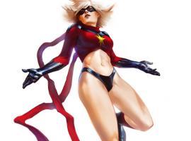 Unlimited Highlights: Carol Danvers