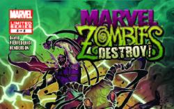 MARVEL ZOMBIES DESTROY! 5 (WITH DIGITAL CODE)