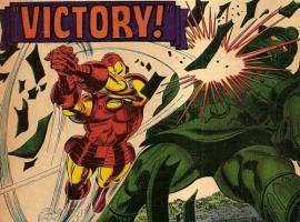The History of Iron Man Pt. 4