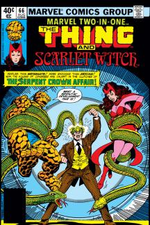 Marvel Two-in-One (1974) #66