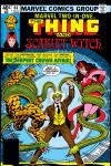 Marvel Two-in-One (1974) #66 Cover