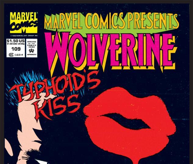 Marvel Comics Presents (1988) #109 Cover