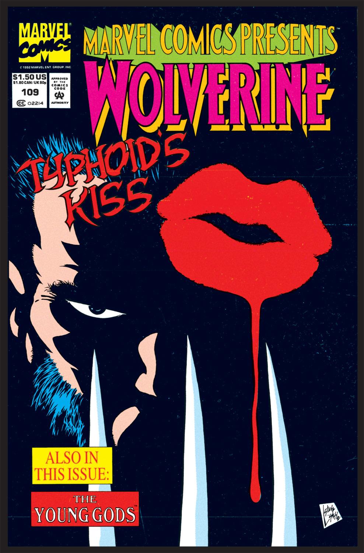 Marvel Comics Presents (1988) #109