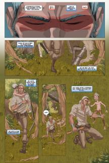 NAMCO ENSLAVED CUSTOM COMIC (2010) #1
