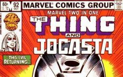 Marvel Two-in-One #92