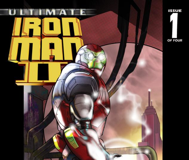 Ultimate Iron Man II #1
