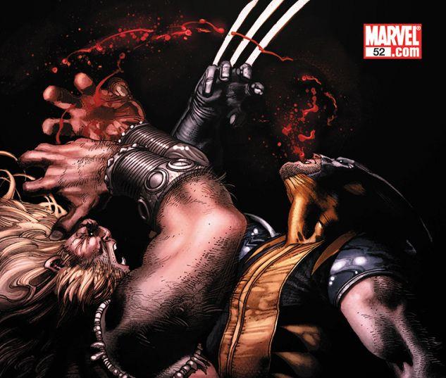 Wolverine (2003) #52