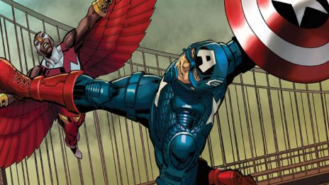 Marvel AR: Captain America #13: Cover Recap
