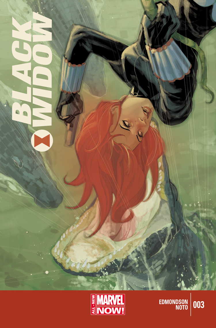 Black Widow (2014) #3