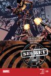 cover from Secret Avengers (2013) #15