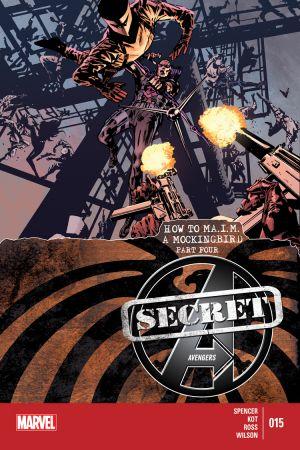 Secret Avengers (2013) #15