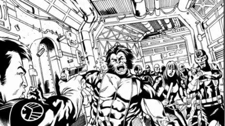 Marvel AR: Karl Kesel's Origin