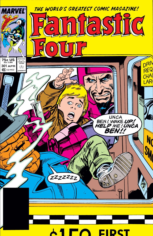 Fantastic Four (1961) #301