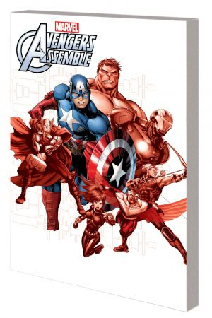 Marvel Universe Avengers Assemble (Digest)