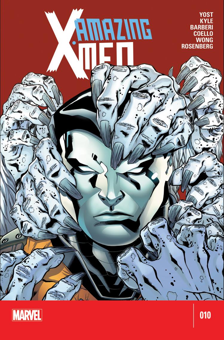 Amazing X-Men (2013) #10