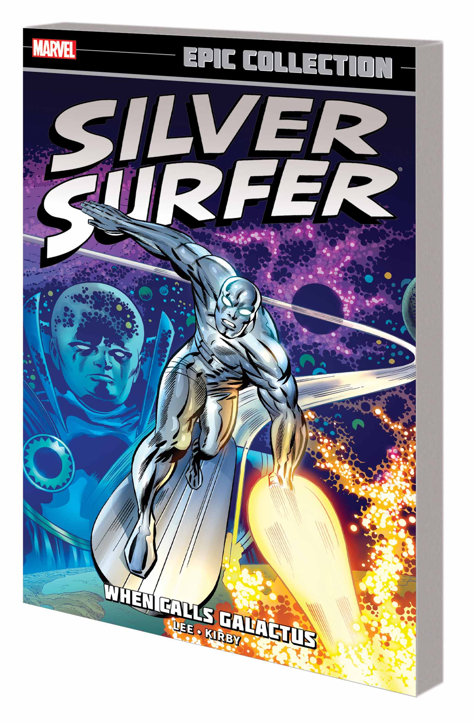 Silver Surfer Epic Collection: When Calls Galactus (Trade Paperback)