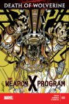 DEATH OF WOLVERINE: THE WEAPON X PROGRAM 3 (WITH DIGITAL CODE)