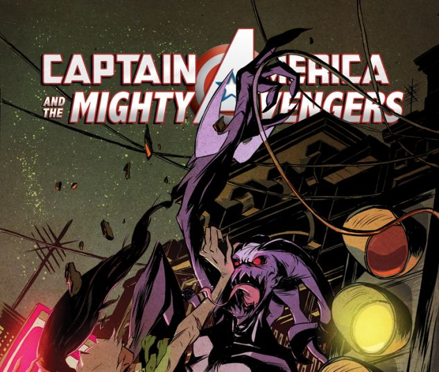 CAPTAIN AMERICA & THE MIGHTY AVENGERS 5 (WITH DIGITAL CODE)