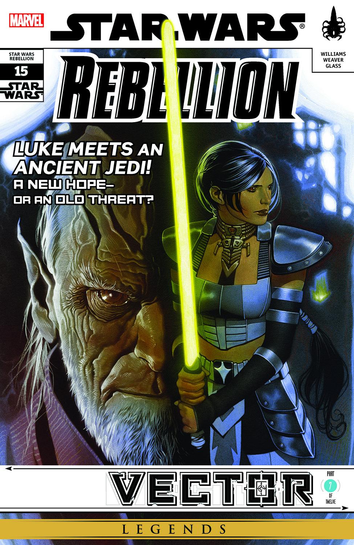 Star Wars: Rebellion (2006) #15