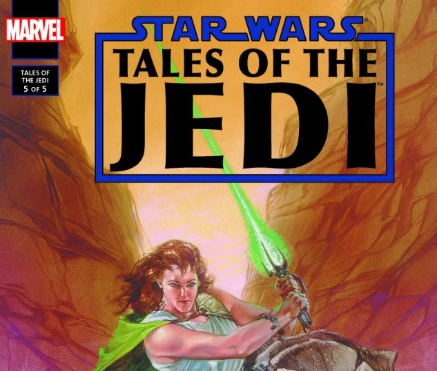 Star Wars: Tales Of The Jedi (1993) #5