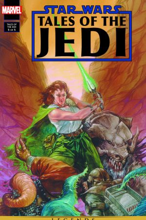 Star Wars: Tales Of The Jedi #5