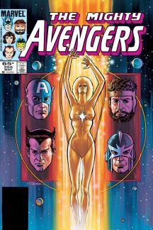 Avengers (1963) #255