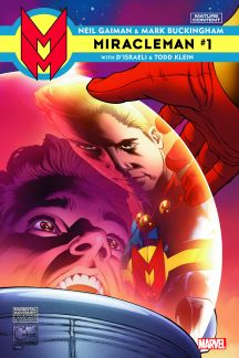 Miracleman by Gaiman & Buckingham (2015) #1 (Quesada Variant)