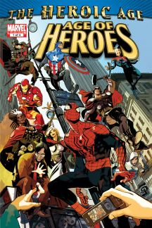 Age of Heroes (2010) #1