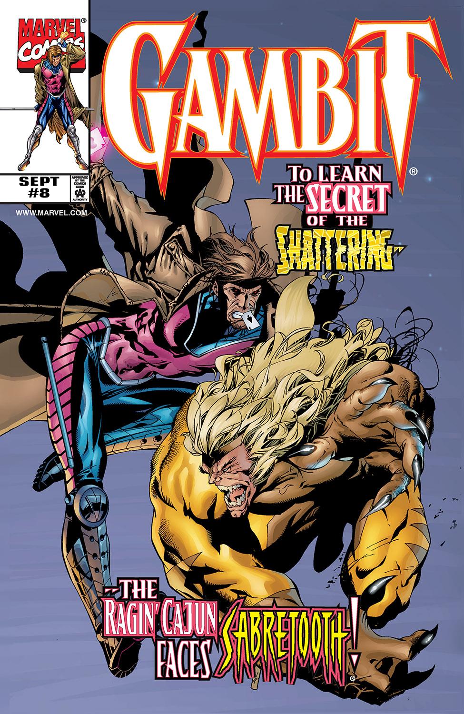 Gambit (1999) #8