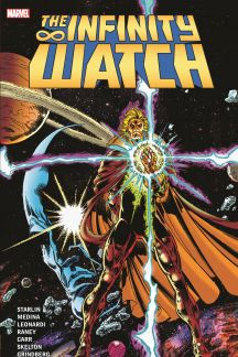 Infinity Watch Vol. 1 (Trade Paperback)