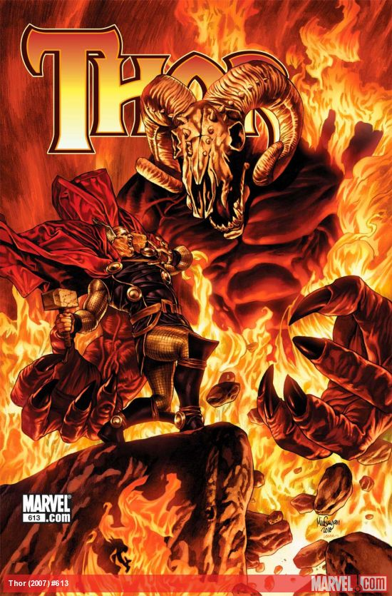Thor (2007) #613