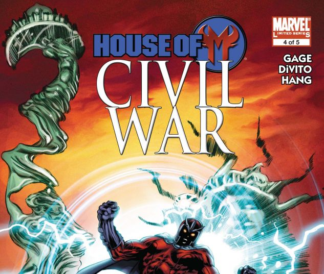 Civil War: House of M (2008) #4