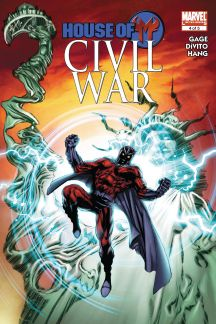 Civil War: House of M #4