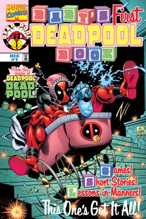 Baby's First Deadpool Book #1