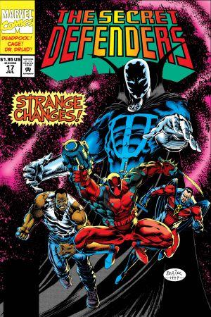 Secret Defenders (1993) #17
