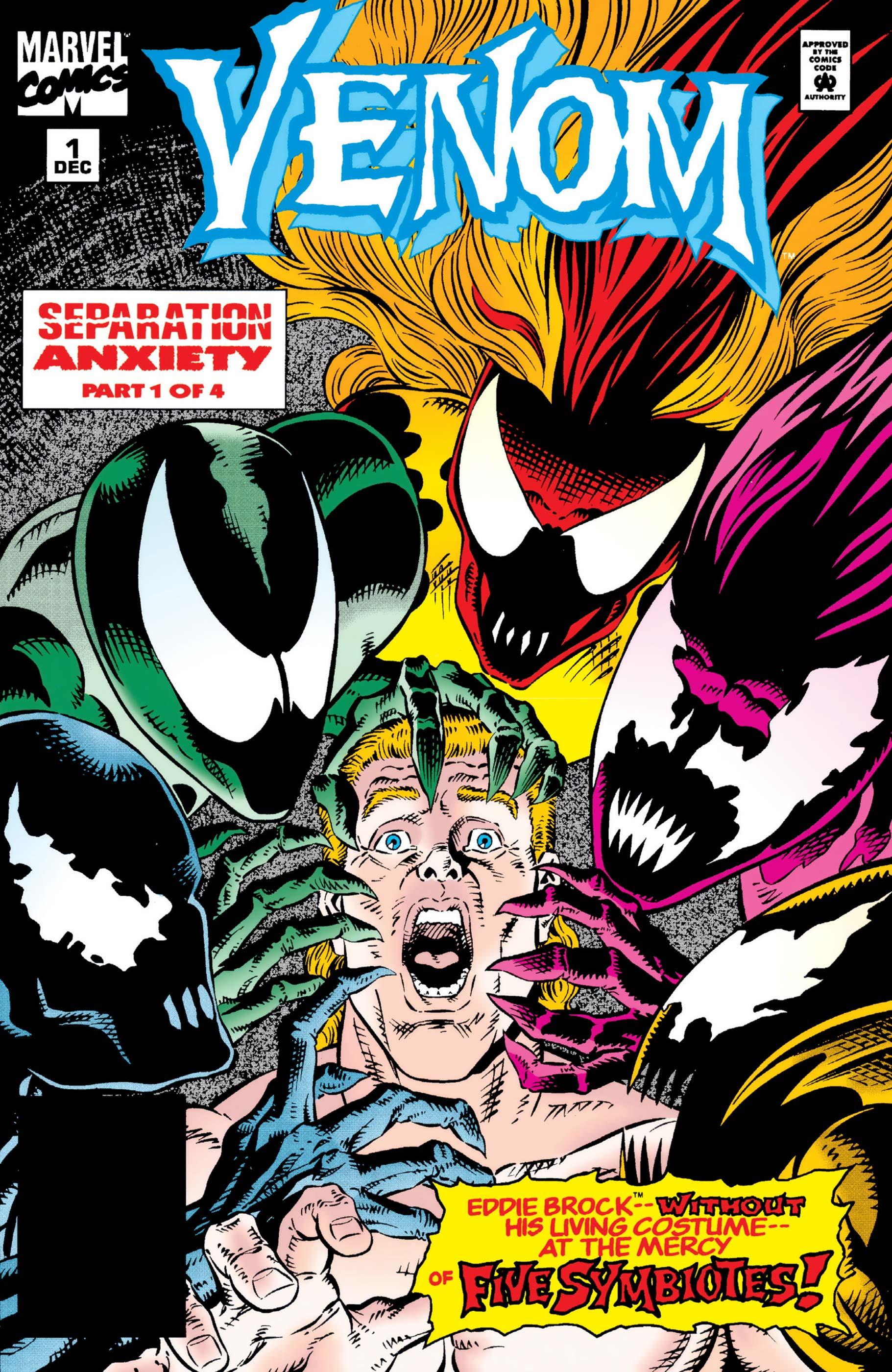 Venom: Separation Anxiety (1994) #1