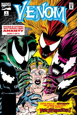 Venom: Separation Anxiety  #1